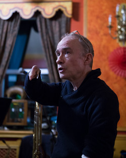 Mark Bassey directing Ska Kestra