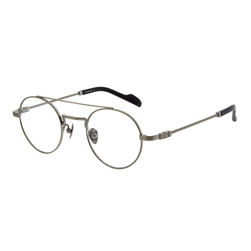 Yohji Yamamoto  19-0027  3 - Brushed Grey