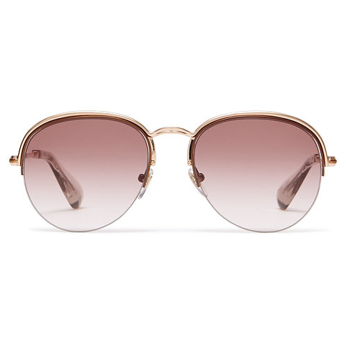 Serge Kirchhofer SK 4007 250 - Rose Gold/Brown