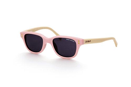 Wayfarer   - Pastel Pink/Cream
