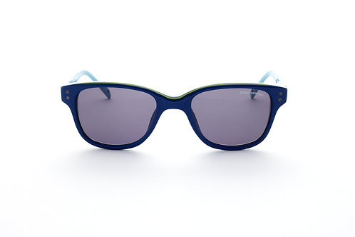 Wayfarer  - Navy Multilayered