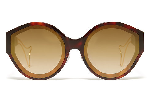 Philippe Chevallier Whale 03 PC 5012 138 - Brown Tort