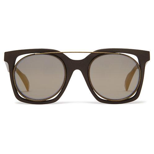Yohji Yamamoto  YY 7008 115 - Brown