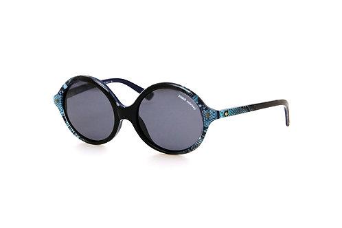 Sunny Shape - Snake Skin Blue