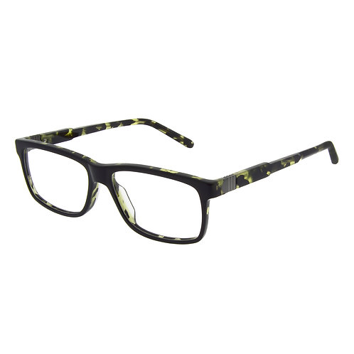 Spine  SP 1023 091 - Black/Green Tortoise
