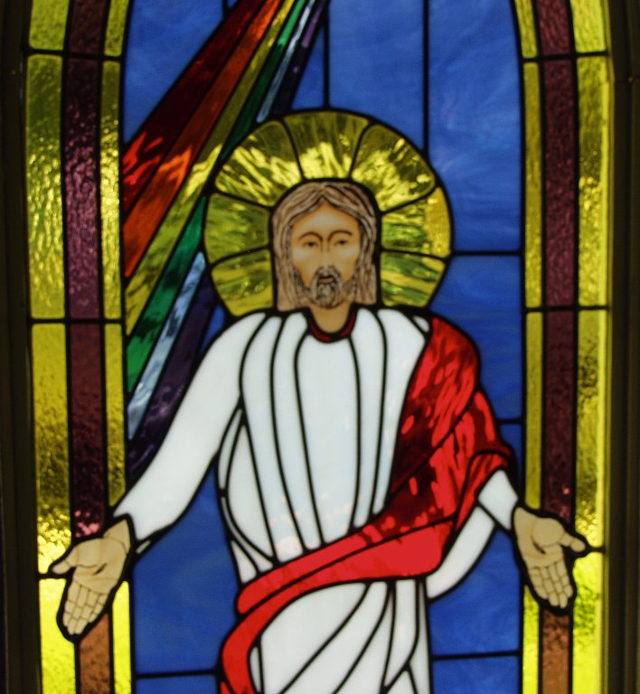 Jesus at St Marks