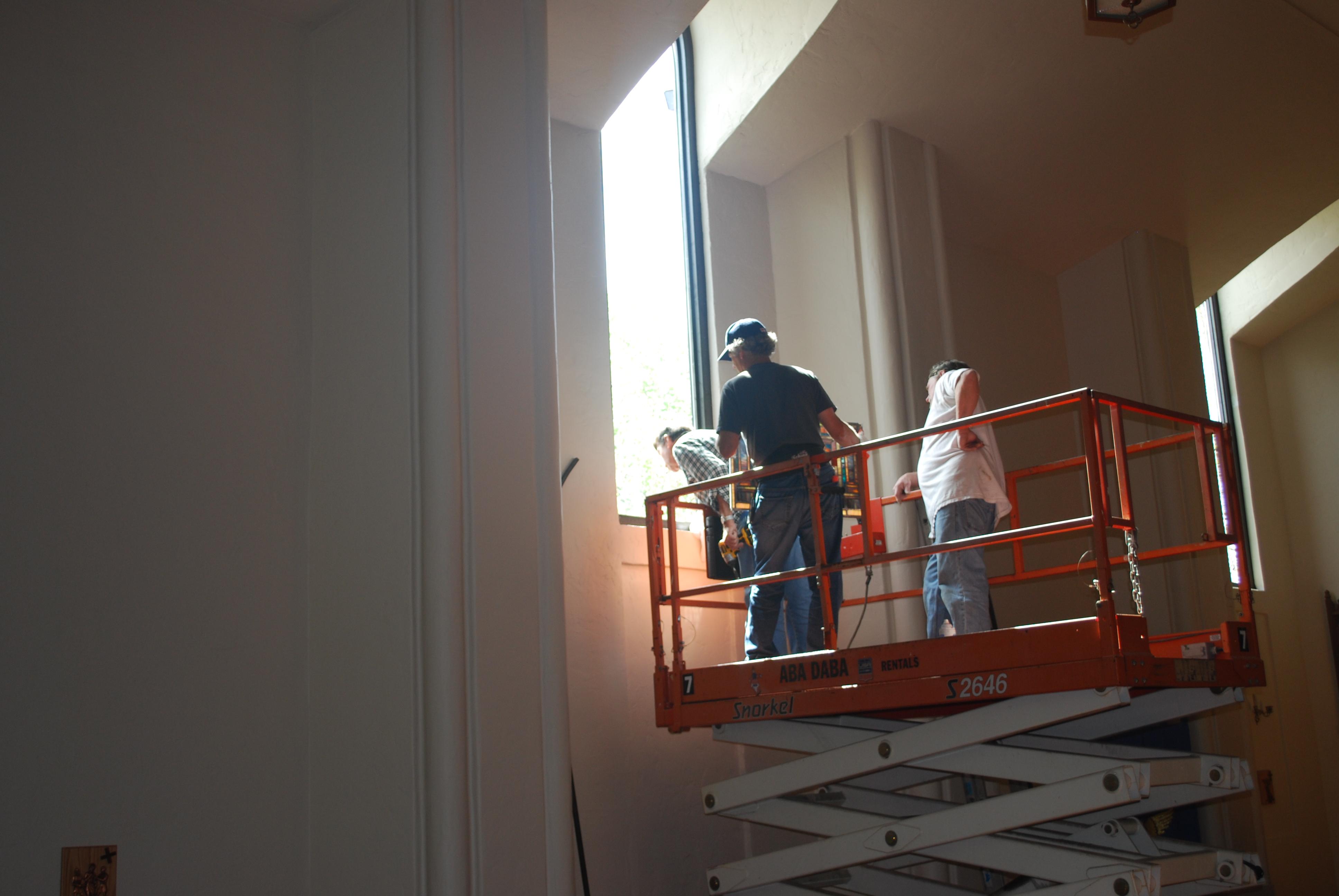 instaling windows