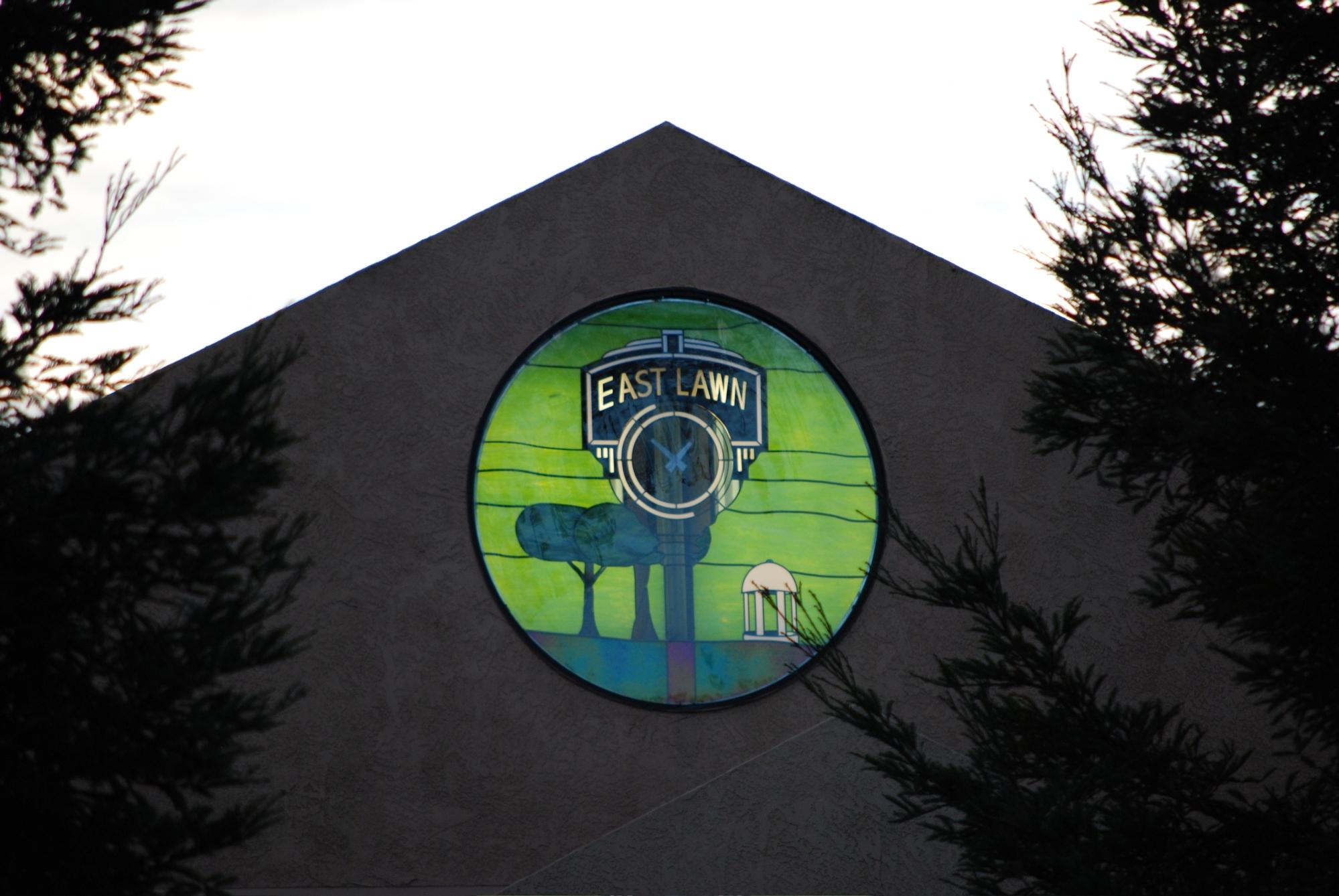 East Lawn Clock
