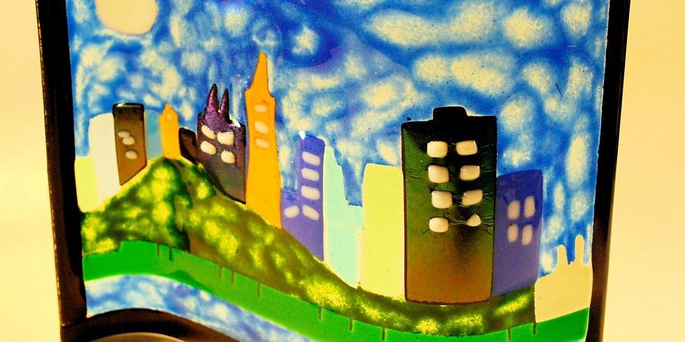 City Skyline August 22