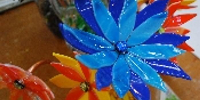 Glass Flower July 19