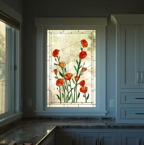 philip teefy poppy window