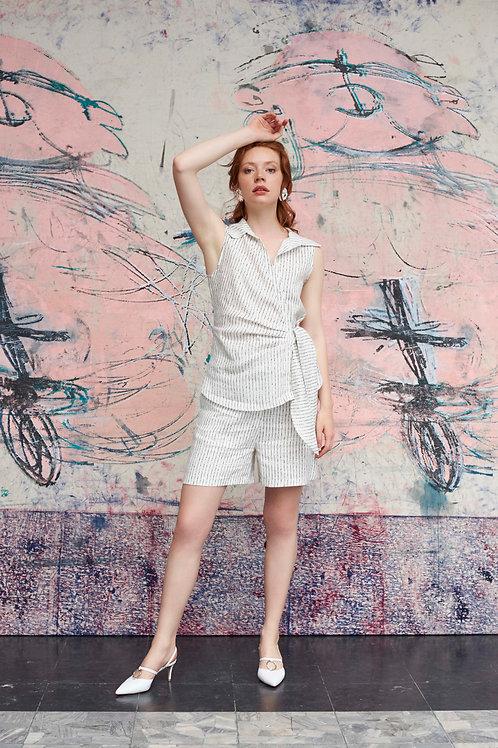 Moonsand Linen Shorts