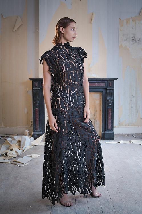 Vulnicura Macrame Dress