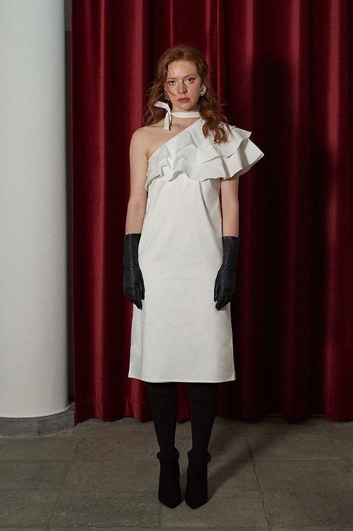 Vega Frill Dress