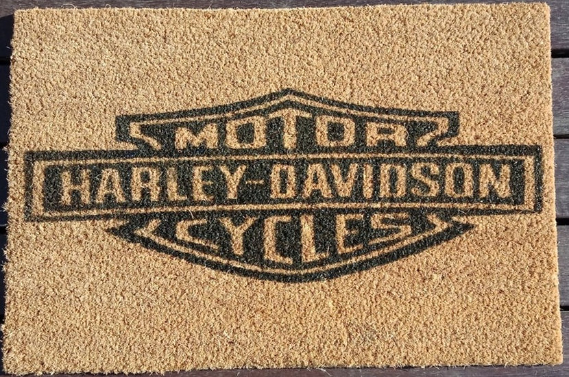 Harley Davidson Mat
