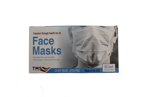 General Commercial Face Mask - Box of 50