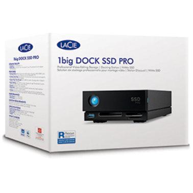 LaCie 4TB 1big Dock SSD Pro