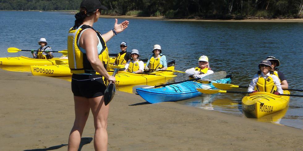 Kayak Technique Workshop