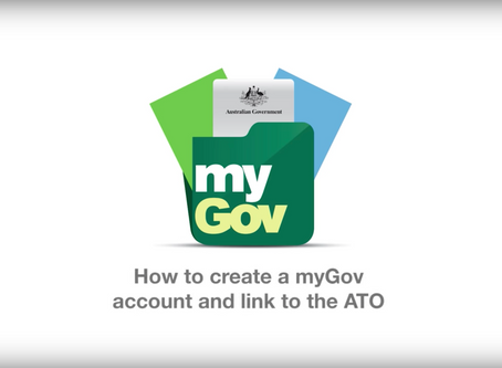 How to create a myGov account and link it to the ATO