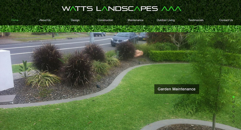 Watts Landscapes