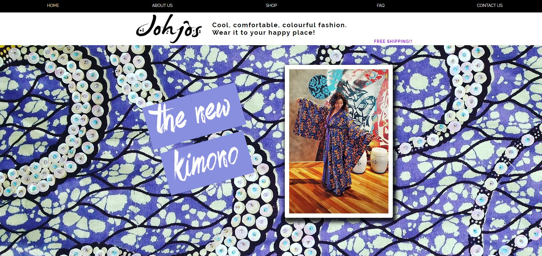 Johjos Fashion Online