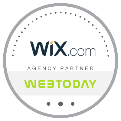 Wix Agency Parter - Webtoday