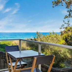 Beachfront at Narrabeen