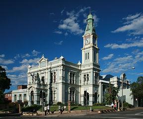 Leichhardt Town Hall - Sydney