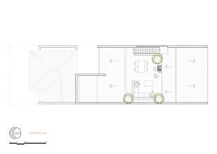 Lapsley Road - Roof - Floorplan