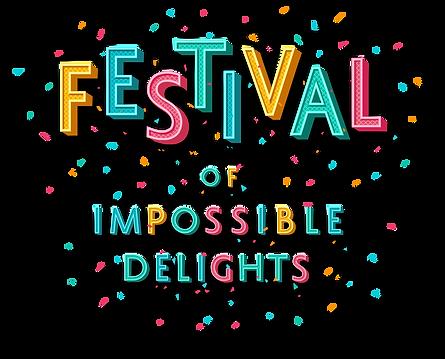 Festival of impossible deslights logo sh