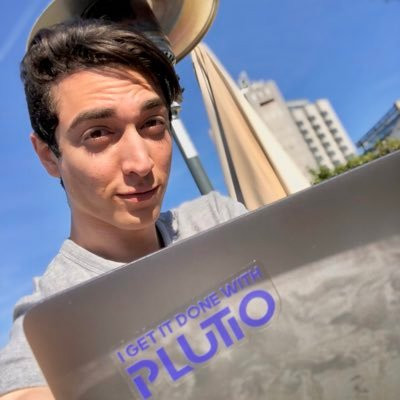Leo from Plutio - startup success