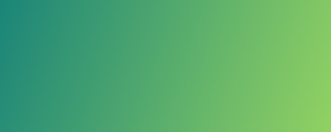 Fresh Produce Branding green gradient full width