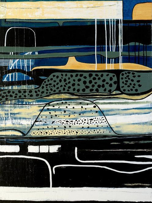 Virginia Baker Woolf - Riverbed