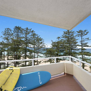 Manly - the best position in Manly