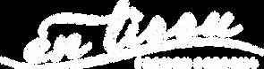 New En Tissu logo white .png