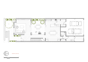 Lapsley Road - Ground Floor - Floorplan