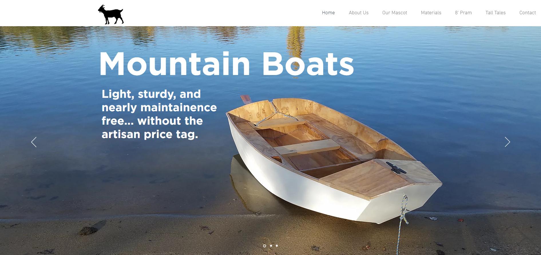 Mountain Boats