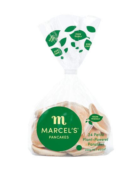 Marcels Petite Plant Powered Pancakes