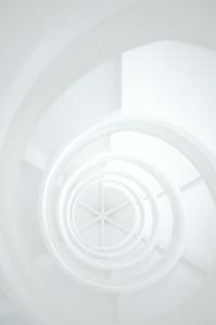 Swirl - Nordic White