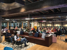 Meetup at WeWork Pyrmont