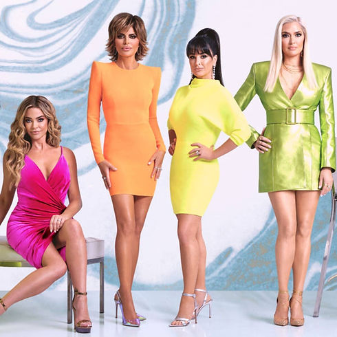 Real Housewives of Beverly Hills poster