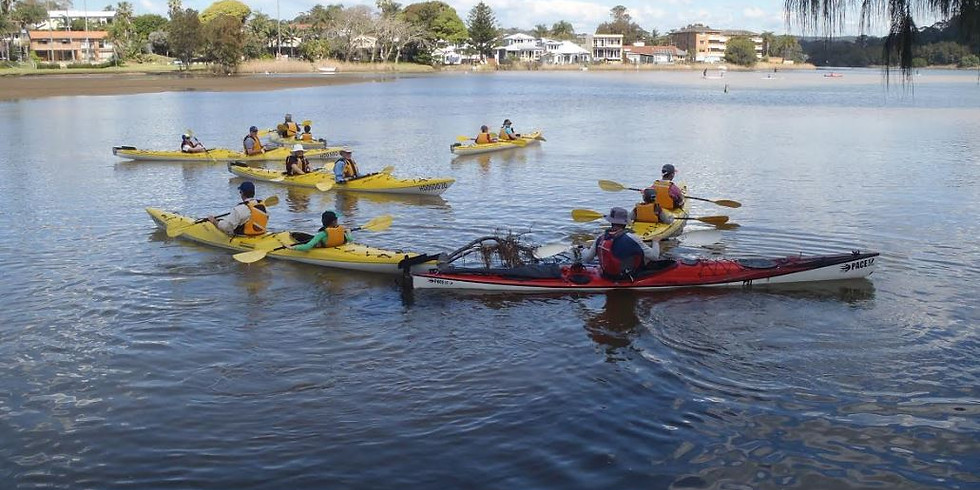 WOW - Women only half day paddle from Woolwich to Balmain