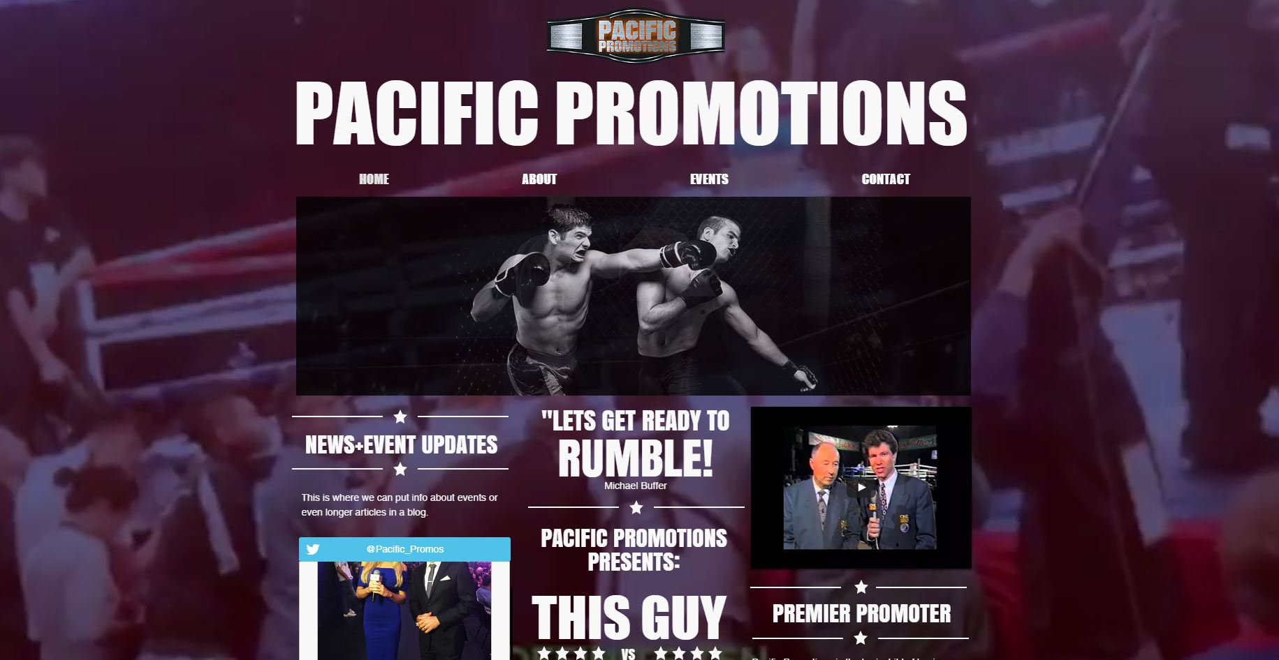Pacific Promotions