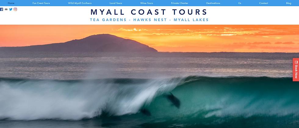 Myall Coast Tours