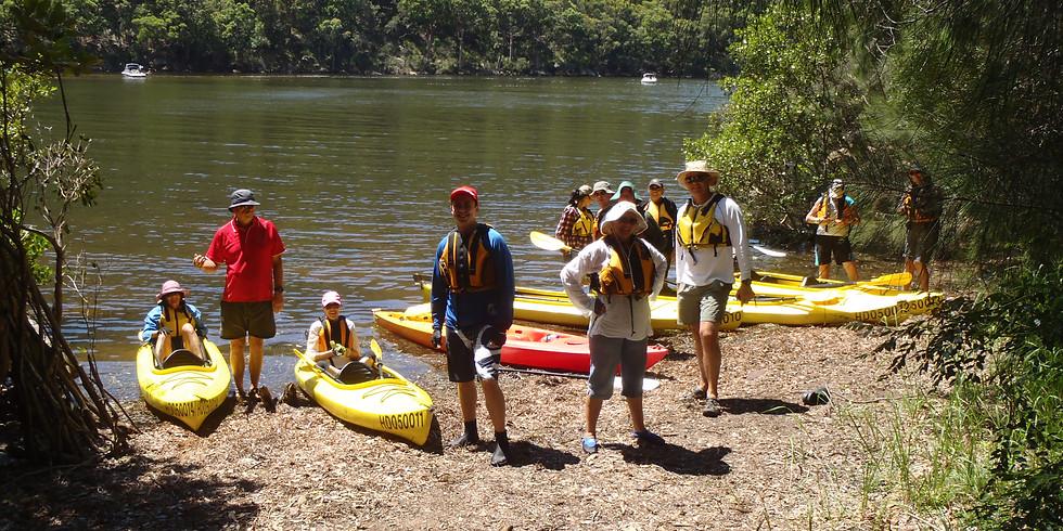 Central Coast Exploratory/Brisbane Water NP/Waterfall Bay