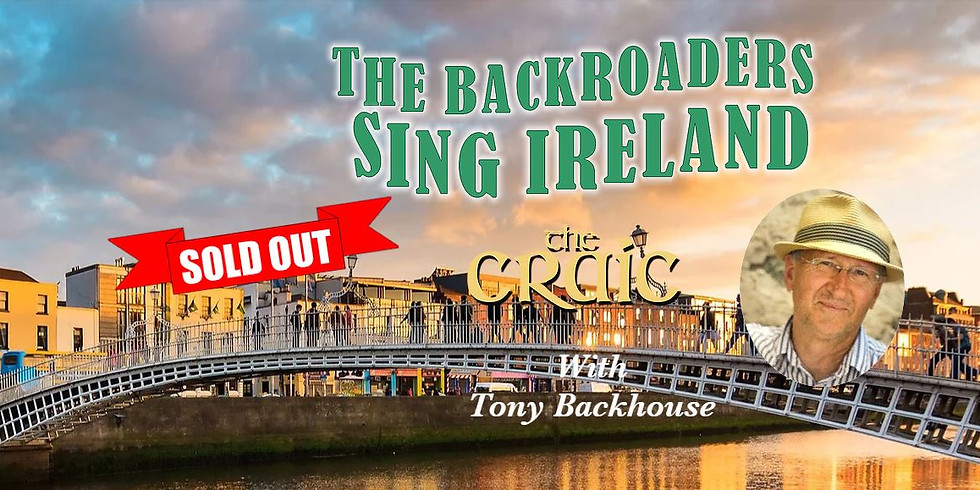 Backroaders Sing Ireland