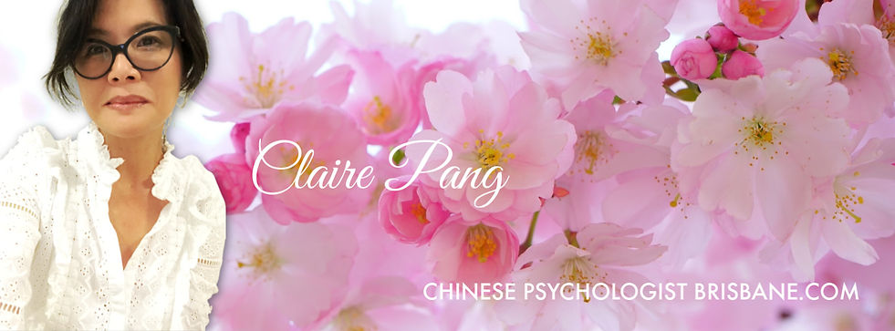 Claire Pang Chinese Psychologist Brisbane