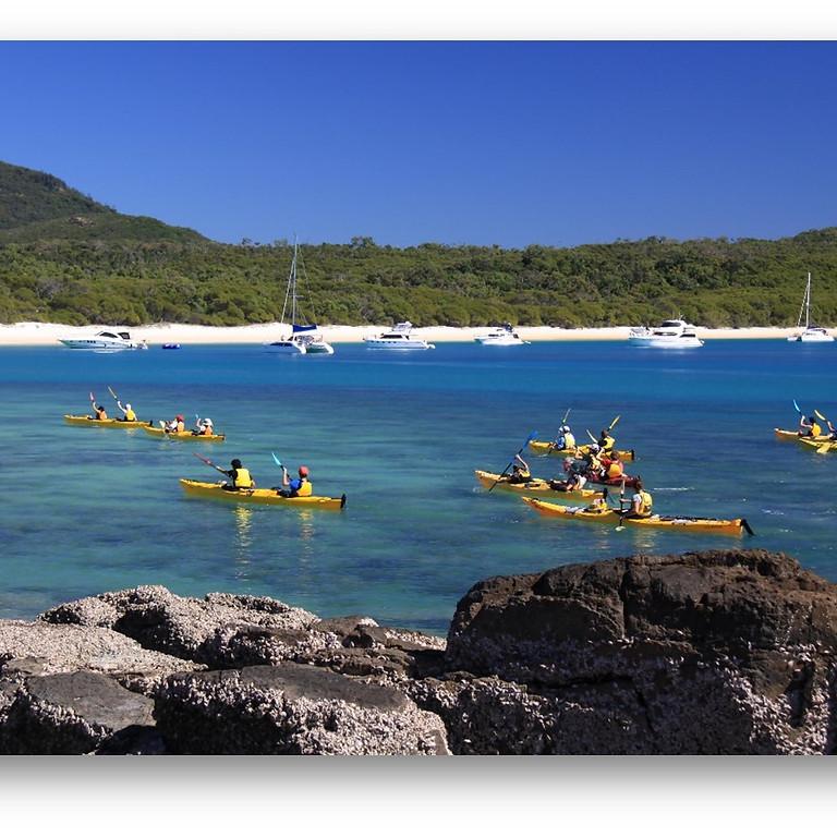 Whitsunday Kayaking Adventure