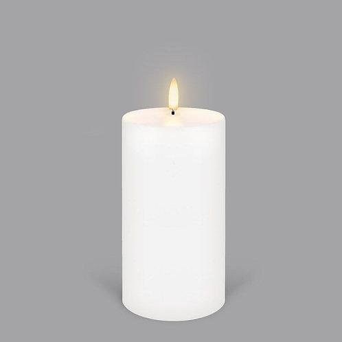Nordic White Medium Pillar