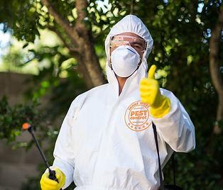 Happy Inner West Pest Control worker